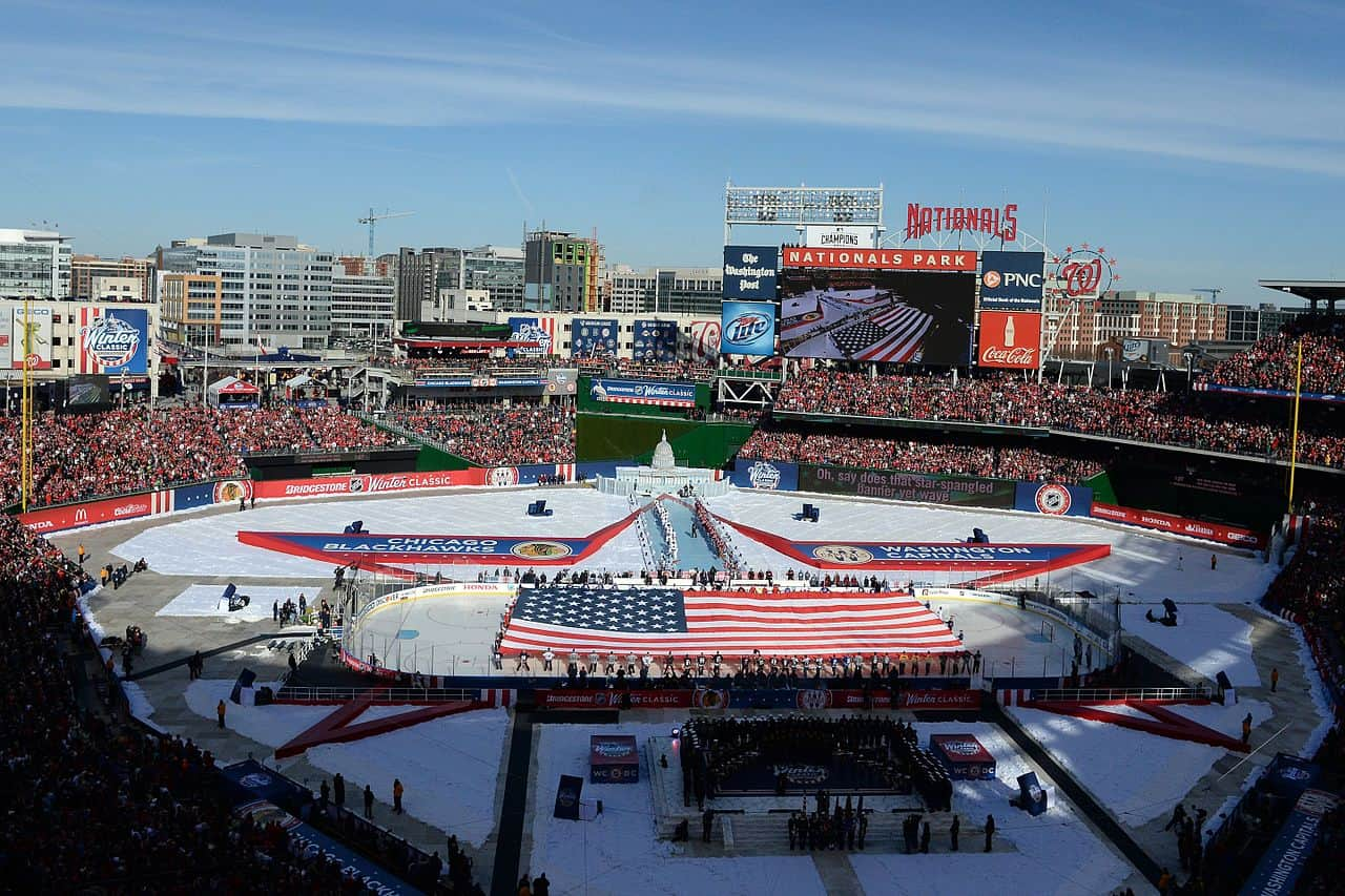 nhl-winter-classic-2015-washington-dc-american-flag